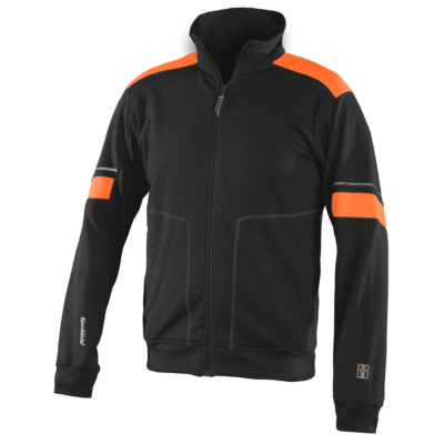 TEKNIK SW-SHIRT BOM SV/ORANGE