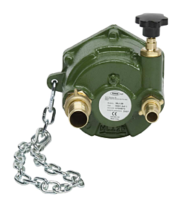 TRAKTORPUMP PTO 25 MED TRYCKREGULATOR
