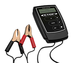 BATTERITEST CTEK ANALYZER