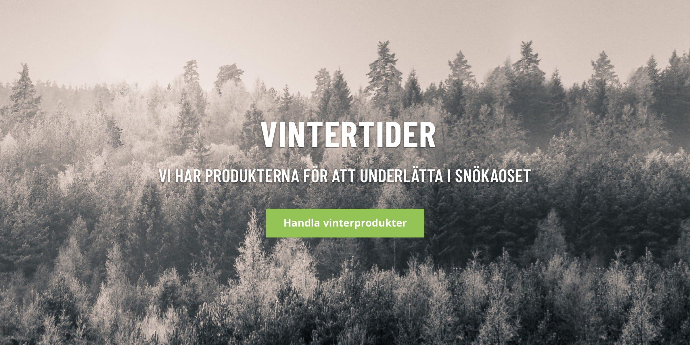 Handla vinterprodukter