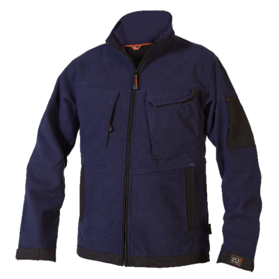 ACE JACKA FLEECE MARIN
