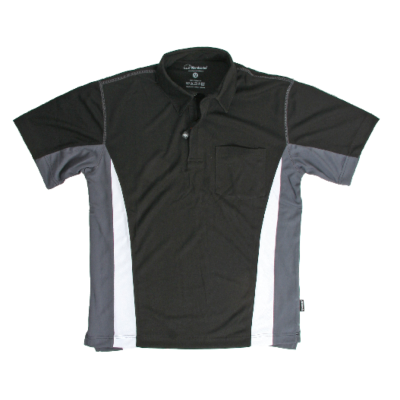 PIQUE SHIRT K057 On Duty Svart