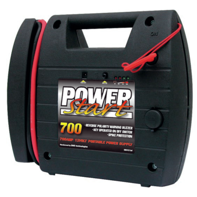 POWERSTART BOOSTER 12V 700E