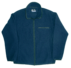 FLEECE JACKA Y922 MARIN