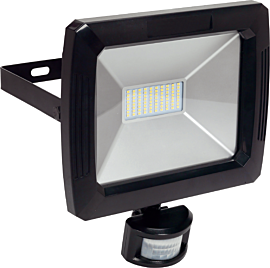 STRÅLK LED PIR BYGEL IP44 70W