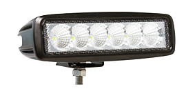 BACK-/ARBETSLAMPA LED 9 W 12/24V