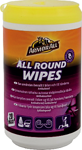 ARMOR ALL WIPES ALL ROUND MINI