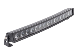 LED LJUSRAMP 160 W 12/24V