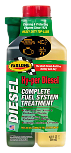 RISLONE DIESEL FUEL SYSTEM CLEANER 500 ML