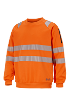 SWEATSHIRT KLASS 2/3 - Orange