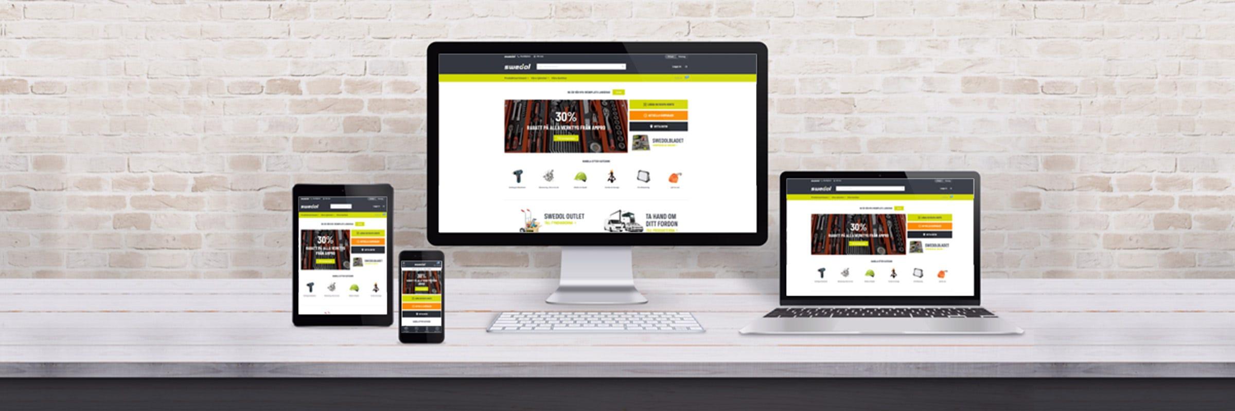 Ny website