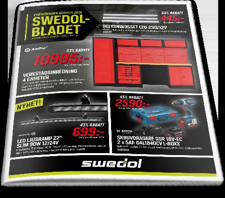 Swedolbladet Augusti