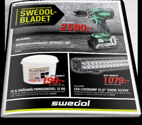 Swedolbladet december