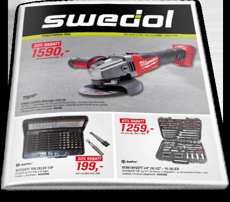 Swedolbladet mai