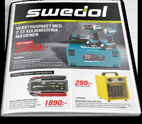 Swedolbladet januari