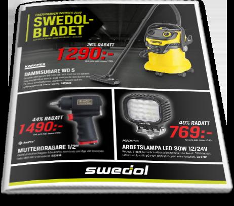 Swedolbladet oktober