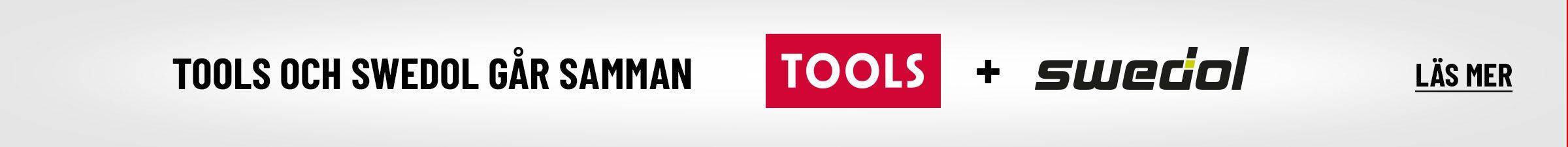 Tools och Swedol går samman